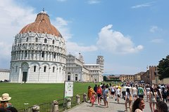 Tour to Florence and Pisa, a full day from Rome