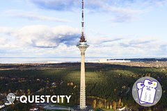 Skip the Line: Tallinn TV Tower & Self-Guided Tour Ticket + Access to 40 Museums