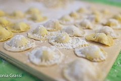 Homemade pasta cooking class in the hills of Florence