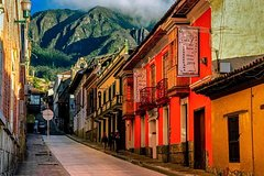 Bogotá city and Monserrate hill tour