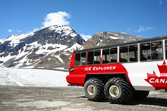 Columbia Icefield Tour from Calgary
