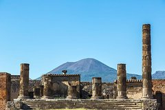 Group excursion, visit at Pompeii ruins (4hrs)