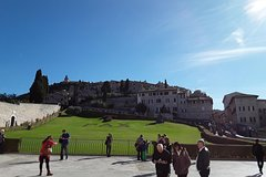 Tour to Assisi and Orvieto, a full day from Rome