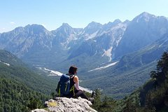 Hiking tour of Komani Lake  Valbona and Theth in four days