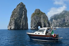 Positano & Amalfi Private boat tour