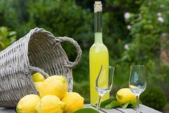The Gastronomic Tour: Limoncello, Olive Oil and Wine Tasting with Lunch