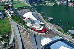 Sinapore Marina Bay Sands Skypark Observation Deck Admission Ticket