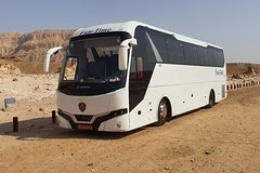 Daily Bus shuttle transfer to Petra From Jerusalem
