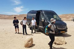 From Eilat: Bus Transfer To The Dead Sea