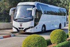 Bus transfer to Petra From Tel Aviv