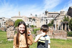 Colosseum, Forum & Palatine Hill Private Tour