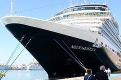 Private transfer, Nieuw Amsterdam, Venice cruise terminal, Marco Polo airpo