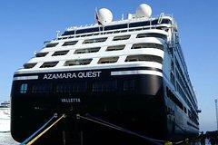 Private transfer, Azamara Quest, Venice port cruise terminal, Marco Polo ai