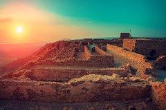 Masada Sunrise, Ein Gedi & Dead Sea from Tel Aviv & Jerusalem