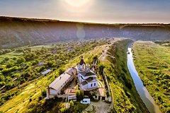 Privat tour to Old OrheiMonastery, Butuceni village Moldova.