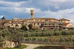 Private Transfer: Ciampino Airport (CIA) to Castelnuovo Berardenga & vi