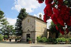 Private Transfer: Fiumicino Airport (FCO) to Castelnuovo Berardenga & v