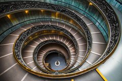 Vatican Museums, Bramante Staircase and Sistine Chapel Private Tour
