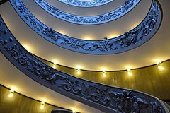 Vatican Museums, Bramante Staircase, Niccoline and Sistine Chapels Private