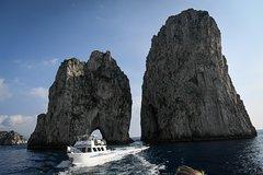 Sorrento - Capri Minicruise Daily Ticket