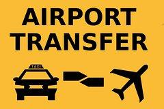 Private Minivan Transfer to Rome FiumicinoCiampino Airport