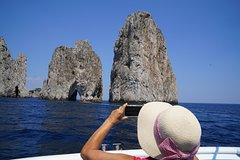 From Sorrento: Capri and Anacapri guided tour