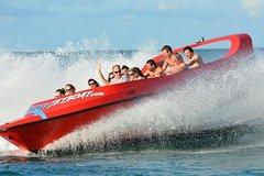 Jet Boating in Bahamas