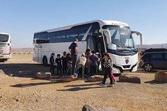 Bus Shuttle transfer from Petra Jordan to Israel