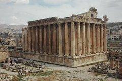 Baalback Roman temples tour