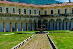 Day tour to Certosa di Padula