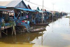 Experience 1 night and 2 day in floating village