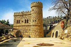 Deir Al-Qamar, Beiteddine Palace and Ain Wazein Grotto