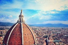 Florence Dome Climb & Must See Sites Guided Walking Tour