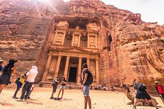 2 Day Petra and Wadi Rum Tour from Tel Aviv