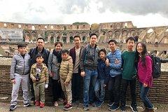Small Group Tour Colosseum Roman Forum & Palatine Hill w Skip-the-line