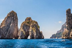 Small Group Capri full day 8 Positano Capri hours