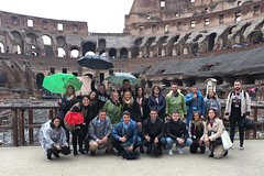 Skip the line Private Colosseum and Ancient Rome tour