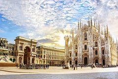 Private Milan Walking Tour with Duomo skip the lines tickets