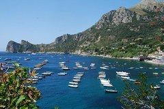 Private Transfer: Civitavecchia Port to Massa Lubrense and vice versa