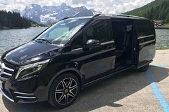 Transfer from P.le Roma (Venice) to Montegrotto Terme (PD)