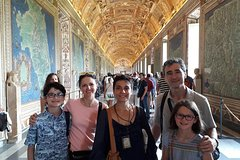 Kids and Families Skip the Line Vatican City & Sistine Chapel Tour