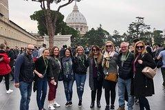 Rome Vatican City in One Day: Skip the Line Vatican, Sistine Chapel & S