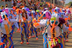 Barranquilla Carnival 3 holidays and Carnival