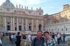 Skip-the-line All Inclusive Private Vatican Sistine Chapel Tour & Hotel