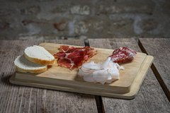Culatello Tasting Experience and Fidenza Shopping Village