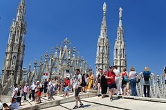 Milan Cathedral & Terraces private tour, for groups or familes