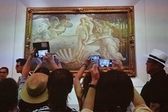 Florence - Uffizi Gallery private tour with reserved entrance