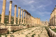 Day Tour to Jerash and Amman City Tour starting from Amman