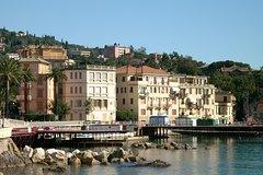 Private Transfer: Fiumicino Airport (FCO) to Rapallo and vice versa