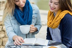 Caffe and Conversation - Learn Italian at a Typical Cafe